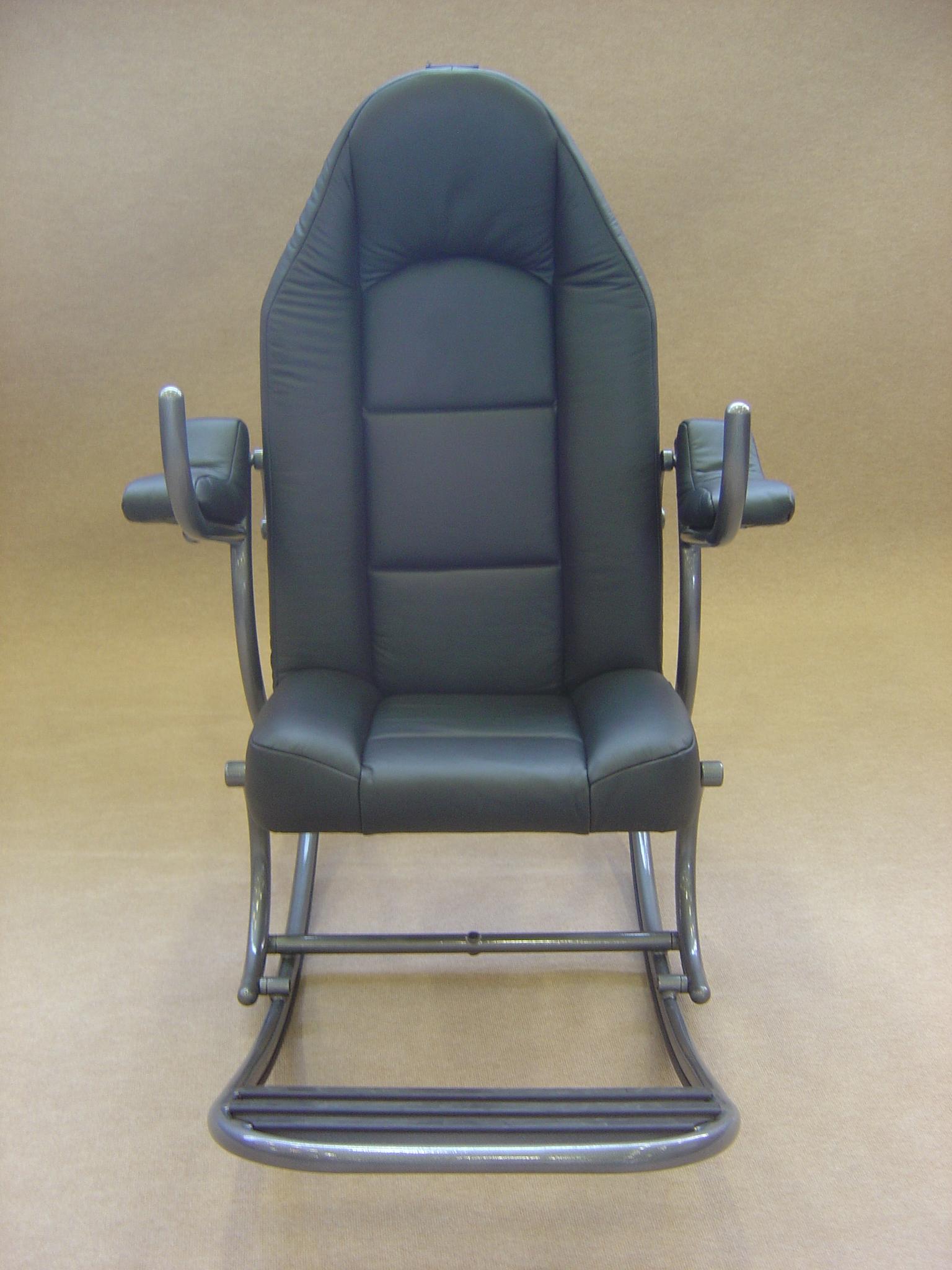 Egyedi, személyre szabottan készülő aktív szék